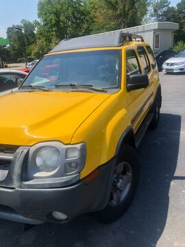 2002 Nissan Xterra for sale at BRYANT AUTO SALES in Bryant AR