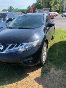 2014 Nissan Murano for sale at BRYANT AUTO SALES in Bryant AR