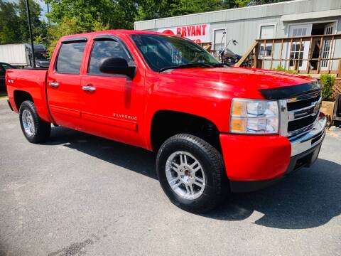 2010 Chevrolet Silverado 1500 for sale at BRYANT AUTO SALES in Bryant AR