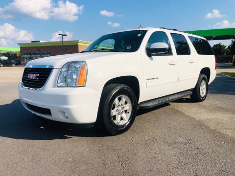 2014 GMC Yukon XL for sale at BRYANT AUTO SALES in Bryant AR
