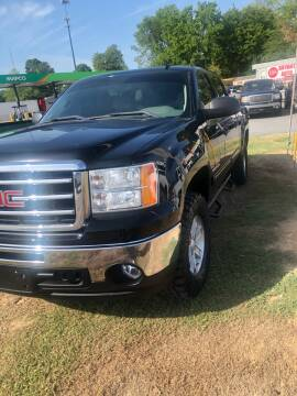 2012 GMC Sierra 1500 for sale at BRYANT AUTO SALES in Bryant AR