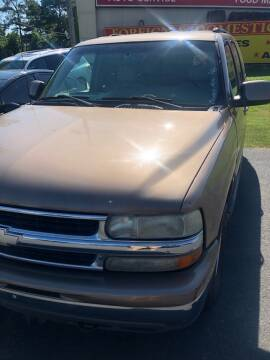 2003 Chevrolet Tahoe for sale at BRYANT AUTO SALES in Bryant AR