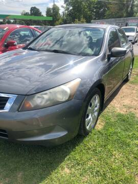 2008 Honda Accord for sale at BRYANT AUTO SALES in Bryant AR