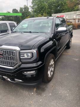 2016 GMC Sierra 1500 for sale at BRYANT AUTO SALES in Bryant AR