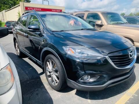 2015 Mazda CX-9 for sale at BRYANT AUTO SALES in Bryant AR