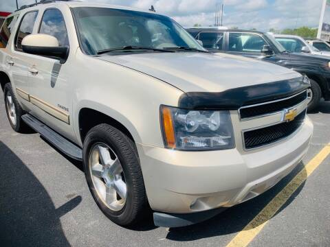 2011 Chevrolet Tahoe for sale at BRYANT AUTO SALES in Bryant AR