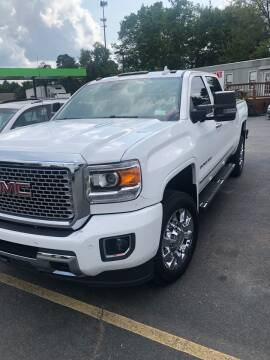 2016 GMC Sierra 2500HD for sale at BRYANT AUTO SALES in Bryant AR