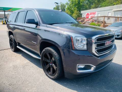 2015 GMC Yukon for sale at BRYANT AUTO SALES in Bryant AR