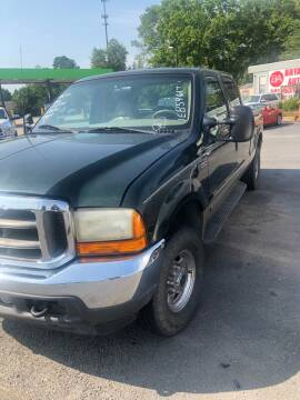 2001 Ford F-250 Super Duty for sale at BRYANT AUTO SALES in Bryant AR