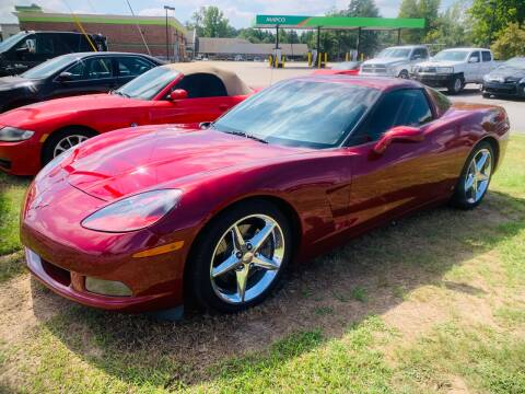 2006 Chevrolet Corvette for sale at BRYANT AUTO SALES in Bryant AR