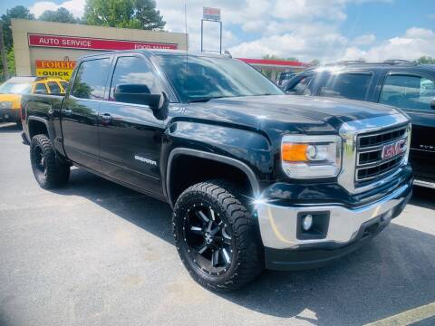 2015 GMC Sierra 1500 for sale at BRYANT AUTO SALES in Bryant AR