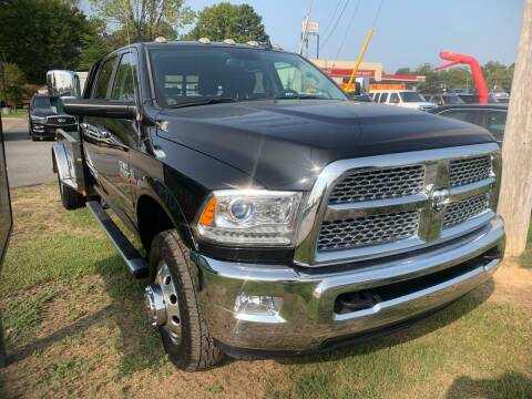 2016 RAM Ram Chassis 3500 for sale at BRYANT AUTO SALES in Bryant AR