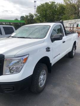 2017 Nissan Titan XD for sale at BRYANT AUTO SALES in Bryant AR