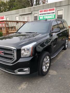 2017 GMC Yukon for sale at BRYANT AUTO SALES in Bryant AR