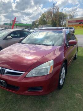 2007 Honda Accord for sale at BRYANT AUTO SALES in Bryant AR