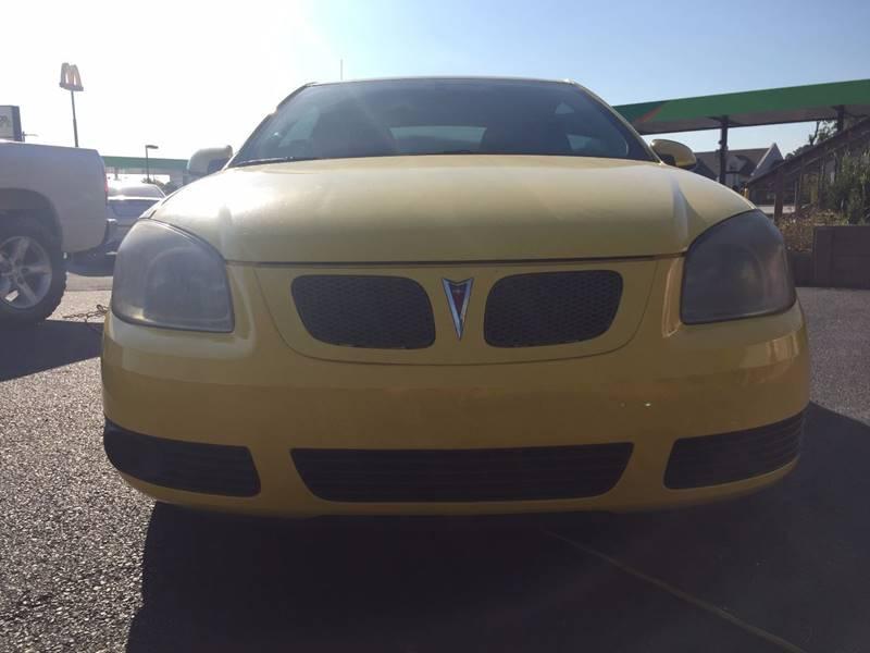 2007 Pontiac G5 2dr Coupe - Bryant AR
