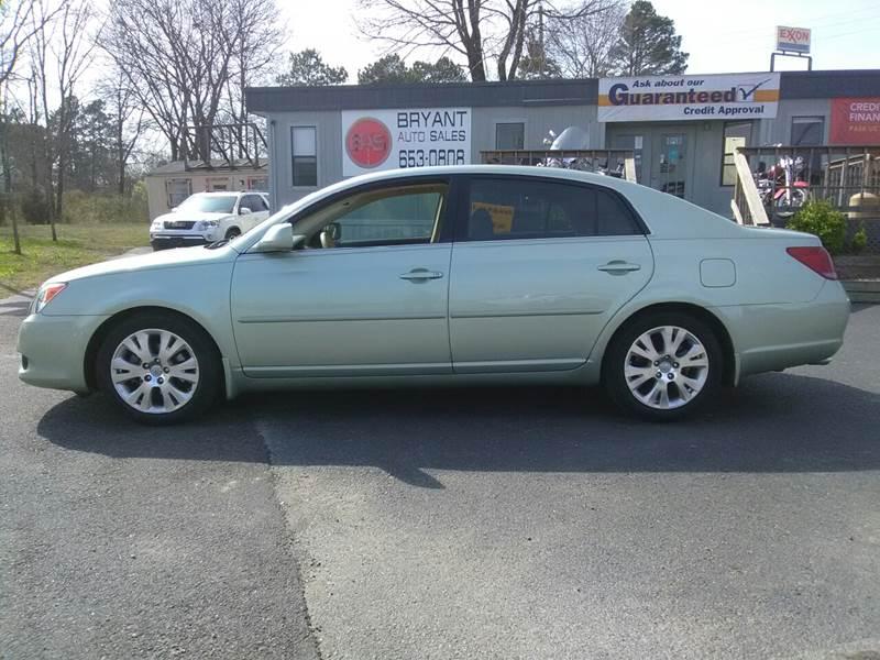 2008 Toyota Avalon Limited 4dr Sedan - Bryant AR