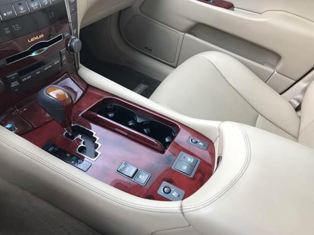 2007 Lexus LS 460 4dr Sedan - Bryant AR