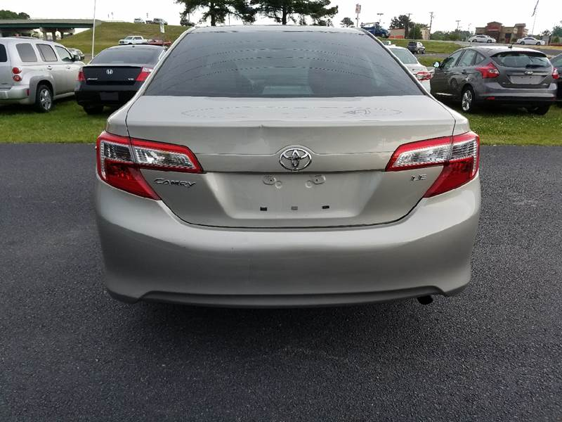 2013 Toyota Camry SE 4dr Sedan - Bryant AR