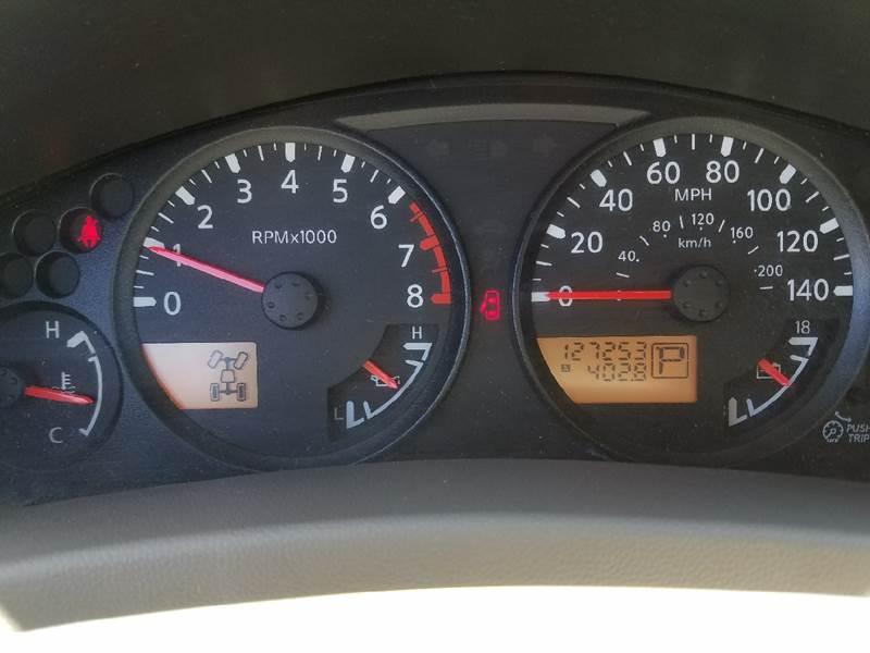 2008 Nissan Frontier 4x4 SE V6 4dr Crew Cab 5.0 ft. SB Pickup 5A - Bryant AR