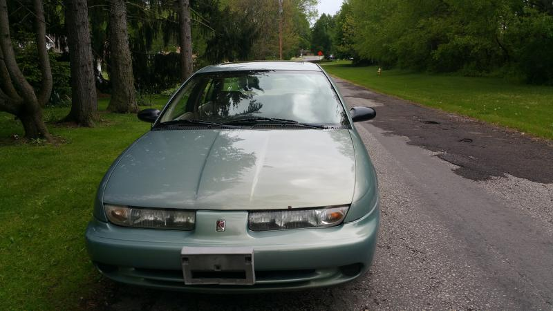 1999 Saturn S-Series SL2 4dr Sedan - Akron OH