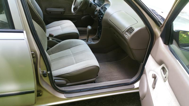 1996 GEO Prizm 4dr Sedan - Canton OH
