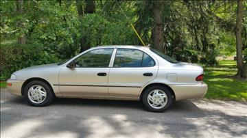 1996 GEO Prizm for sale in Canton, OH