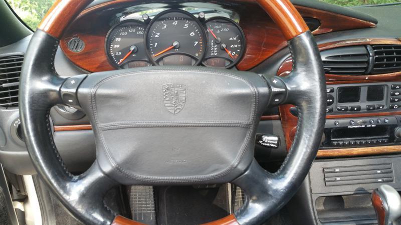 1999 Porsche Boxster 2dr Convertible - Canton OH