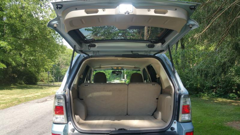2008 Mercury Mariner AWD Premier 4dr SUV - Akron OH