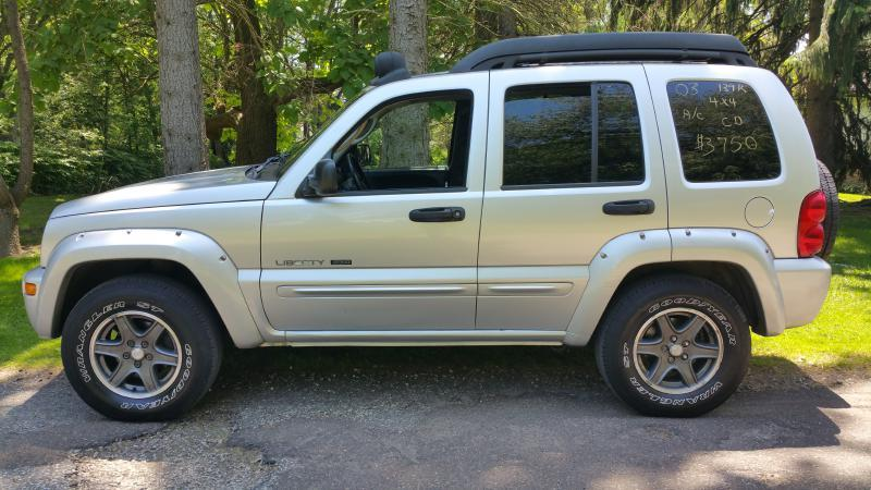 2003 Jeep Liberty Renegade 4WD 4dr SUV - Canton OH