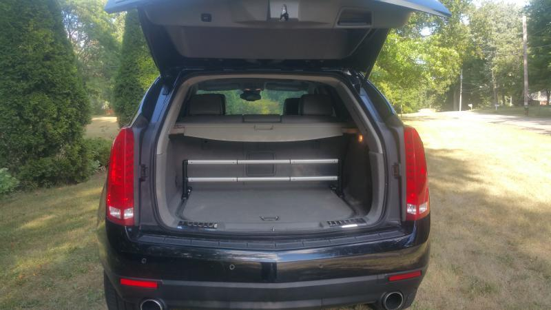 2010 Cadillac SRX Luxury Collection 4dr SUV - Akron OH