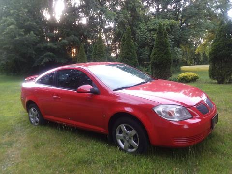 2009 Pontiac G5 for sale in Akron, OH