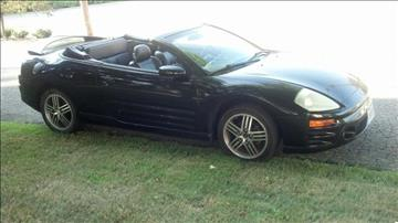 2003 Mitsubishi Eclipse Spyder for sale in Akron, OH