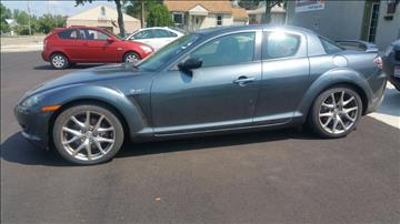 2008 Mazda RX-8 for sale in Canton, OH