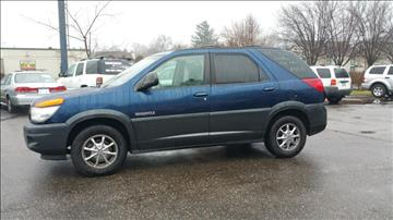 2002 Buick Rendezvous for sale in Canton, OH
