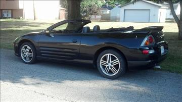 2003 Mitsubishi Eclipse Spyder for sale in Canton, OH