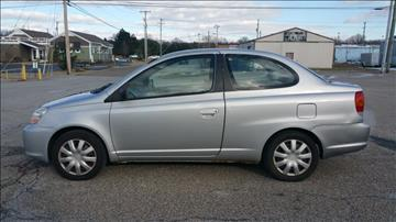 2003 Toyota ECHO for sale in Canton, OH