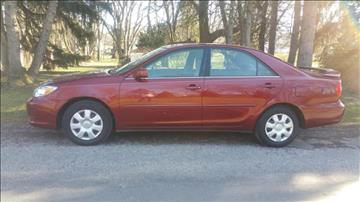 2003 Toyota Camry for sale in Canton, OH