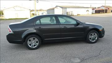 2006 Ford Fusion for sale in Canton, OH