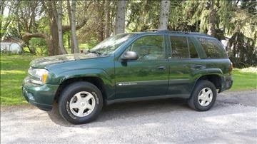 2003 Chevrolet TrailBlazer for sale in Canton, OH