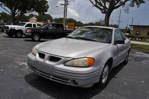 2001 Pontiac Grand Am for sale in Melbourne, FL