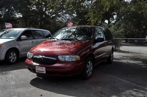 2000 Mercury Villager for sale at STEPANEK'S AUTO SALES & SERVICE INC. in Vero Beach FL