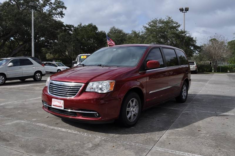 2013 chrysler town and country dash lights