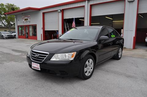 2009 Hyundai Sonata for sale at STEPANEK'S AUTO SALES & SERVICE INC. in Vero Beach FL