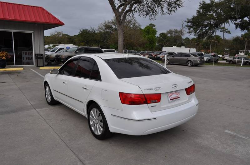 2009 Hyundai Sonata Limited 4dr Sedan In Vero Beach FL - STEPANEK'S