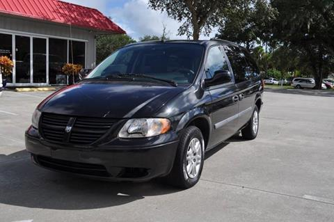 2007 Dodge Grand Caravan for sale at STEPANEK'S AUTO SALES & SERVICE INC. in Vero Beach FL