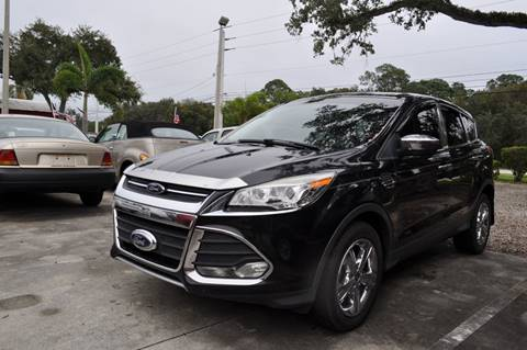 2013 Ford Escape for sale at STEPANEK'S AUTO SALES & SERVICE INC. in Vero Beach FL