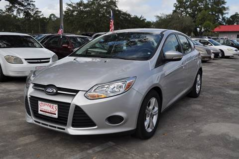 2014 Ford Focus for sale at STEPANEK'S AUTO SALES & SERVICE INC. in Vero Beach FL