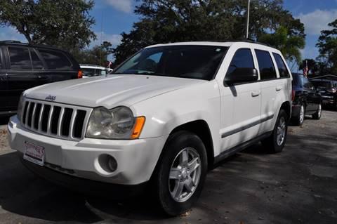 2007 Jeep Grand Cherokee for sale at STEPANEK'S AUTO SALES & SERVICE INC. in Vero Beach FL