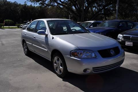 2006 Nissan Sentra for sale at STEPANEK'S AUTO SALES & SERVICE INC. in Vero Beach FL